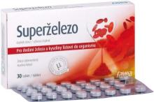 Favea Superželezo 30 tablet